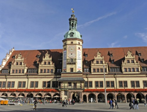 Wendehauptstadt Leipzig