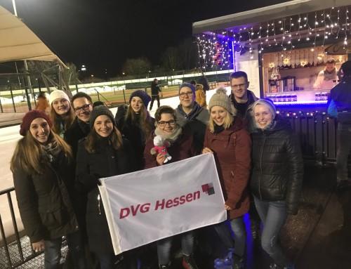 Weihnachtsaktion der DVG Jugend Hessen