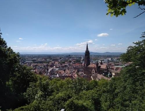 Green City – Freiburg – Ökoboomtown