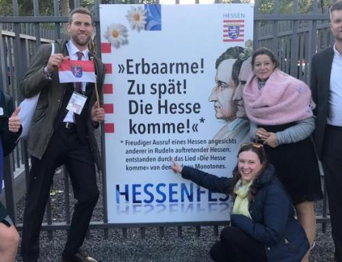 Hessen und seine Nachbarn