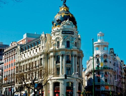 Bienvenido Madrid