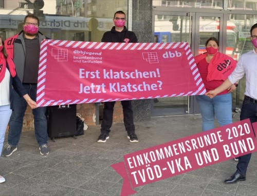 EKR 2020 – Mahnwache in Frankfurt