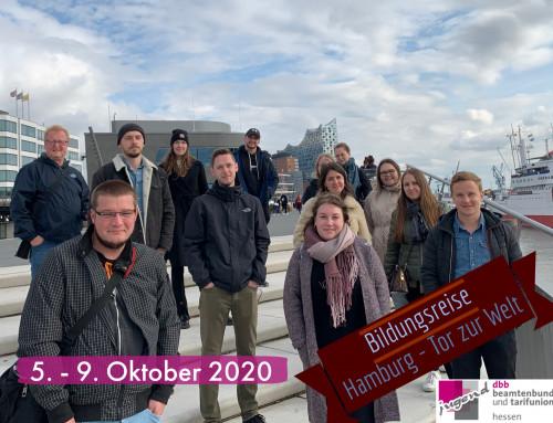 Seminarbericht Hamburg